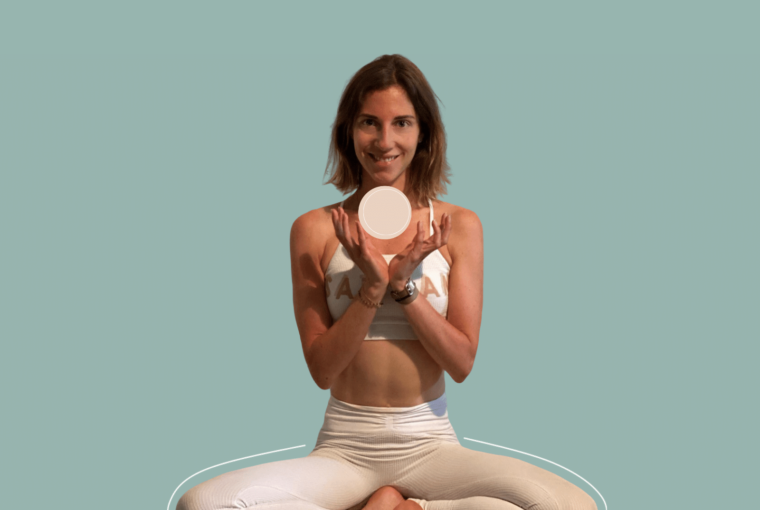 acné yoga boutons