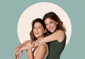 soeurs combat acné boutons arrêt pilule