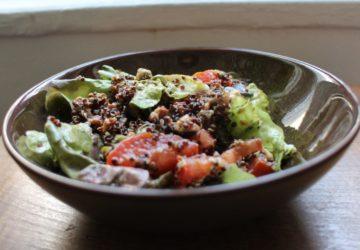 bowl fermentés légumes