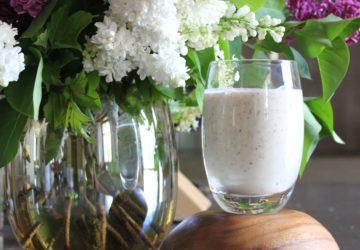 lait vanillé brésil