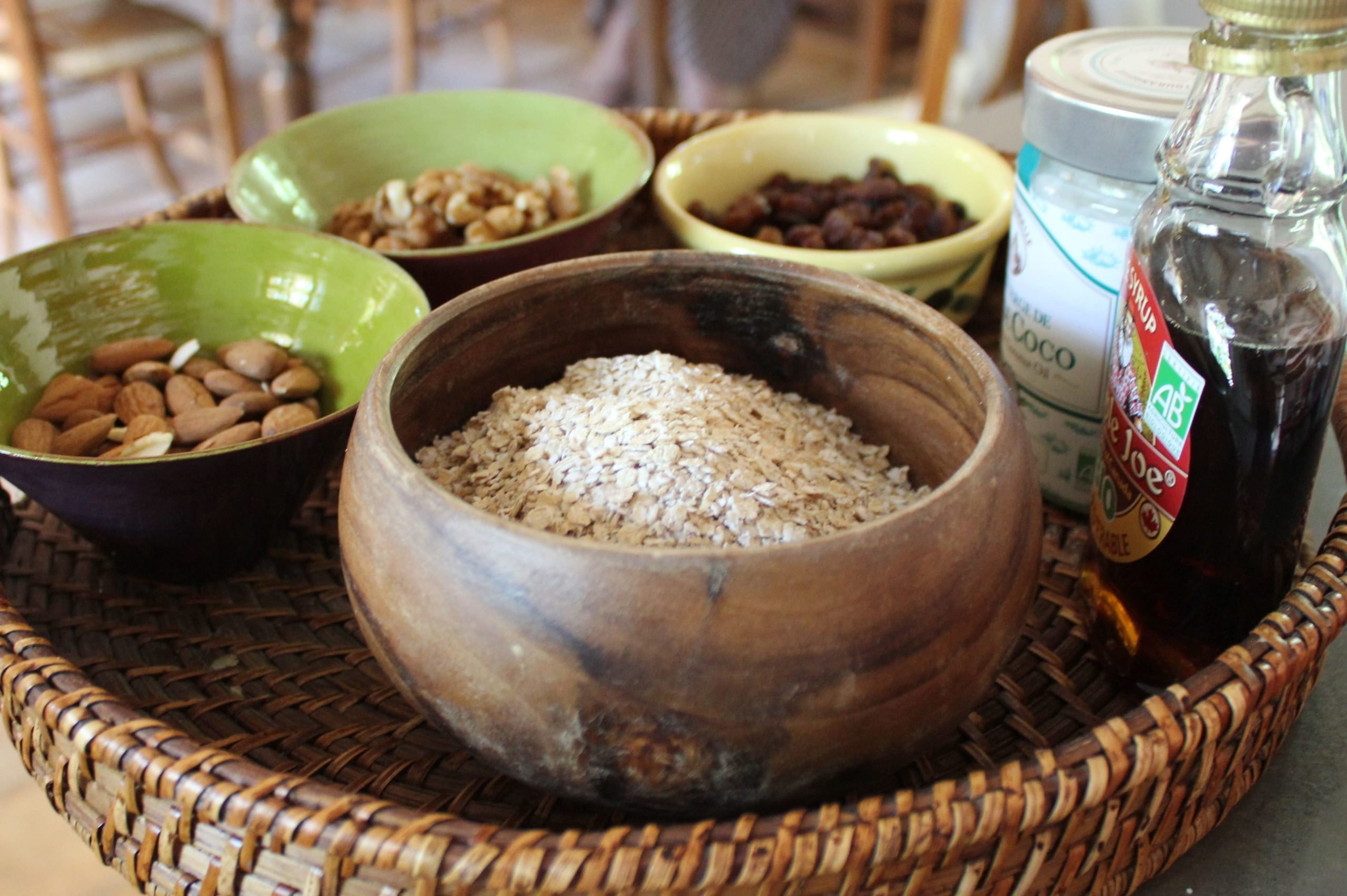 ingrédients granola